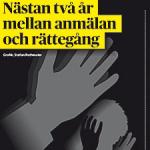 Artikel i DN om brott mot barn