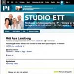 Intervju i Studio Ett